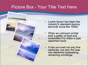 Seaside Landscape PowerPoint Template - Slide 17