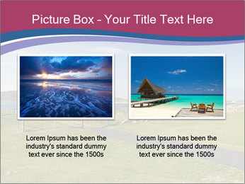 Seaside Landscape PowerPoint Template - Slide 18