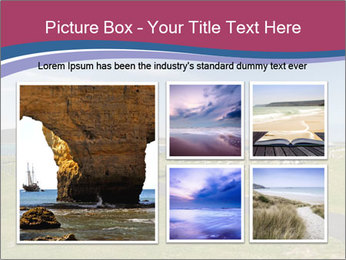 Seaside Landscape PowerPoint Template - Slide 19