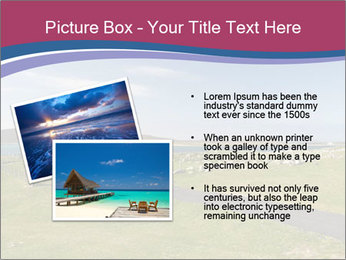 Seaside Landscape PowerPoint Template - Slide 20