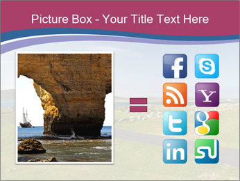 Seaside Landscape PowerPoint Template - Slide 21