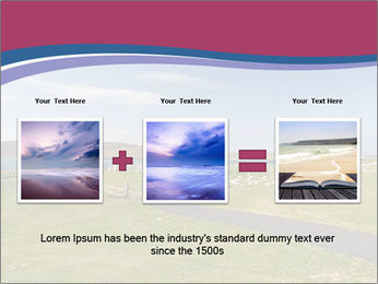 Seaside Landscape PowerPoint Template - Slide 22