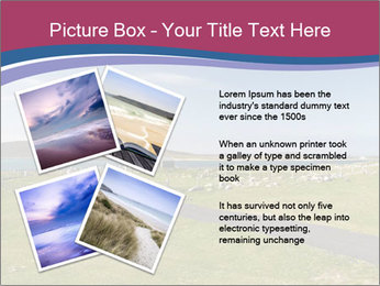 Seaside Landscape PowerPoint Template - Slide 23