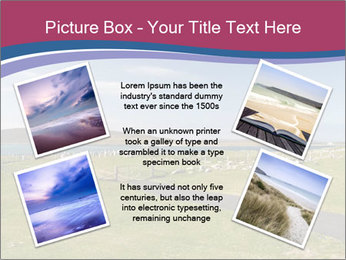 Seaside Landscape PowerPoint Template - Slide 24