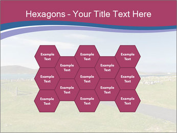 Seaside Landscape PowerPoint Template - Slide 44