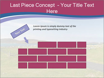 Seaside Landscape PowerPoint Template - Slide 46