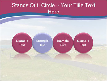 Seaside Landscape PowerPoint Template - Slide 76