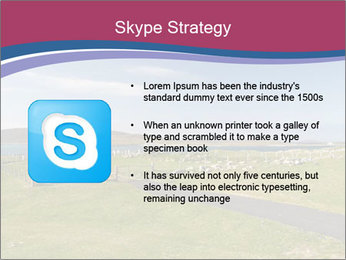 Seaside Landscape PowerPoint Template - Slide 8