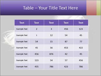 White Running Horse PowerPoint Templates - Slide 55