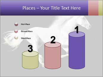 White Running Horse PowerPoint Templates - Slide 65