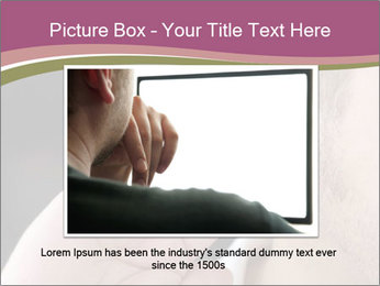Secret Gossip PowerPoint Template - Slide 15