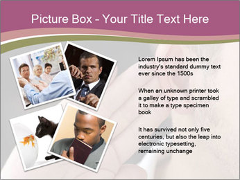 Secret Gossip PowerPoint Template - Slide 23