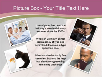 Secret Gossip PowerPoint Template - Slide 24