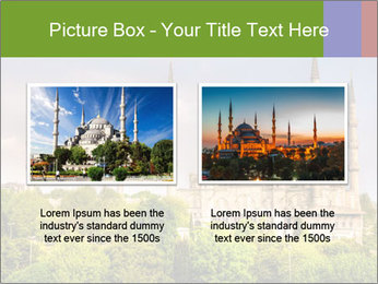 Blue Mosque Istanbul PowerPoint Templates - Slide 18