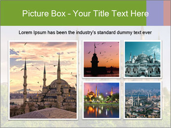 Blue Mosque Istanbul PowerPoint Templates - Slide 19