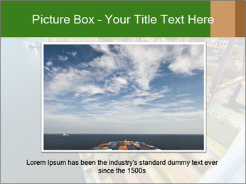 Containers For Shipping PowerPoint Template - Slide 16