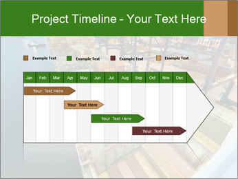 Containers For Shipping PowerPoint Template - Slide 25