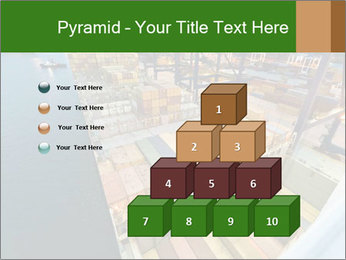 Containers For Shipping PowerPoint Template - Slide 31