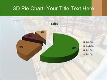 Containers For Shipping PowerPoint Template - Slide 35