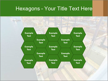 Containers For Shipping PowerPoint Template - Slide 44
