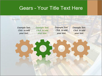 Containers For Shipping PowerPoint Template - Slide 48