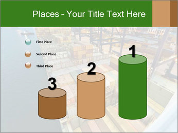 Containers For Shipping PowerPoint Template - Slide 65