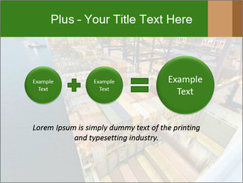 Containers For Shipping PowerPoint Template - Slide 75