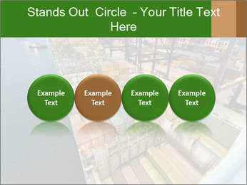 Containers For Shipping PowerPoint Template - Slide 76