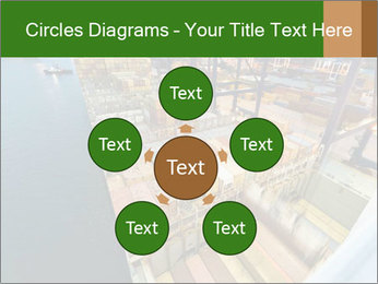 Containers For Shipping PowerPoint Template - Slide 78