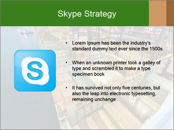 Containers For Shipping PowerPoint Template - Slide 8