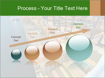 Containers For Shipping PowerPoint Template - Slide 87