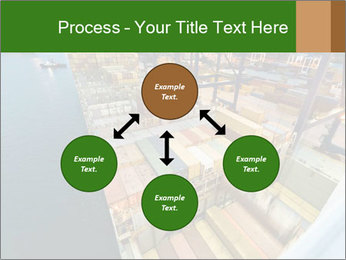 Containers For Shipping PowerPoint Template - Slide 91