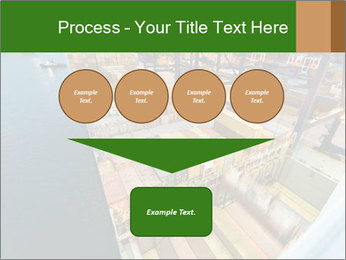 Containers For Shipping PowerPoint Template - Slide 93