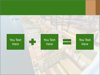 Containers For Shipping PowerPoint Template - Slide 95