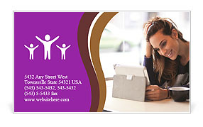0000089353 Business Card Template