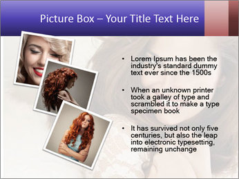 Female Sensuality PowerPoint Template - Slide 17