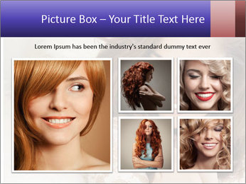 Female Sensuality PowerPoint Template - Slide 19