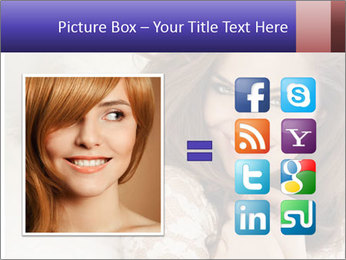 Female Sensuality PowerPoint Template - Slide 21