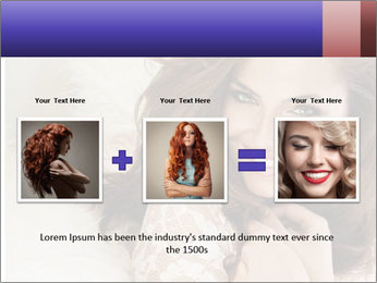 Female Sensuality PowerPoint Template - Slide 22