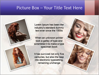Female Sensuality PowerPoint Template - Slide 24