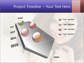 Female Sensuality PowerPoint Template - Slide 26