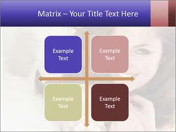 Female Sensuality PowerPoint Template - Slide 37