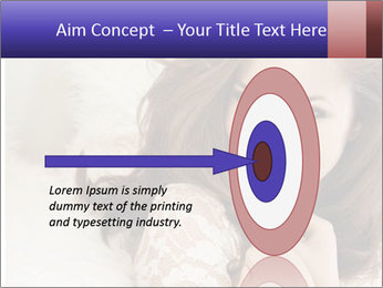 Female Sensuality PowerPoint Template - Slide 83