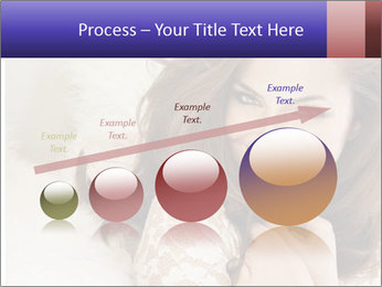 Female Sensuality PowerPoint Template - Slide 87