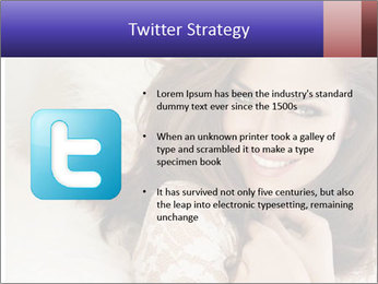 Female Sensuality PowerPoint Template - Slide 9
