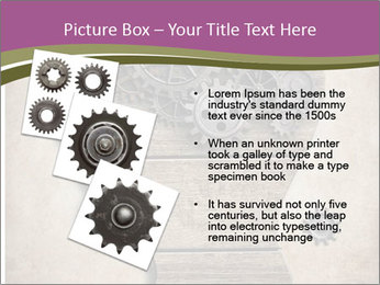 Brain Mechanism PowerPoint Templates - Slide 17