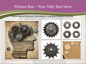 Brain Mechanism PowerPoint Templates - Slide 19