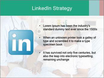 Man In Hospital PowerPoint Templates - Slide 12
