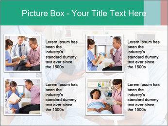 Man In Hospital PowerPoint Templates - Slide 14