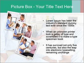 Man In Hospital PowerPoint Templates - Slide 17